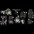 Bentley Trike Sport babakocsi, Onyx Black
