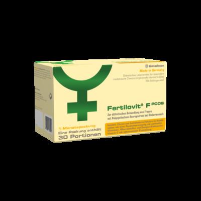 FERTILOVIT F PCOS - 30 DB