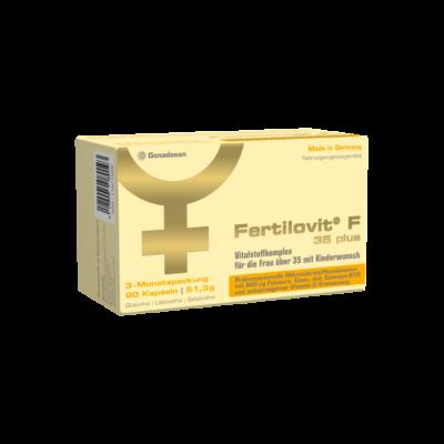FERTILOVIT F 35 PLUS - 90 DB