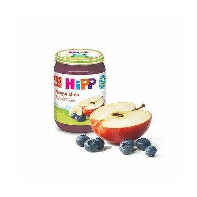HIPP 4310 ÁFONYÁS ALMA - 190 G