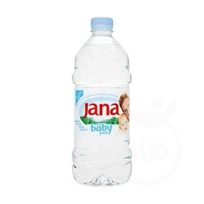JANA BABY VÍZ SZÉNSAVMENTES - 1000 ML