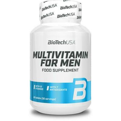 BIOTECH MULTIVITAMIN FOR MEN TABLETTA - 60 DB