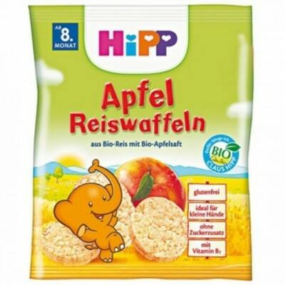 HIPP 3566-01 ALMÁS RIZSKORONG - 30 G