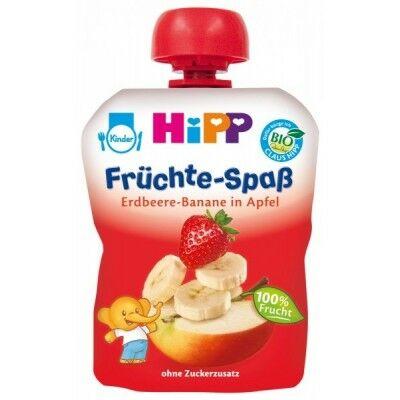 HIPP 8521 FRUIT MIX EPER-BANÁN ALMÁBAN - 100 G
