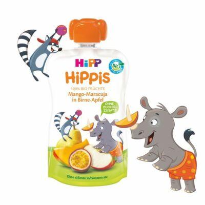 HIPP 8570 FRUIT MIX MANGÓ-MARACUJA-ALMA - 100 G