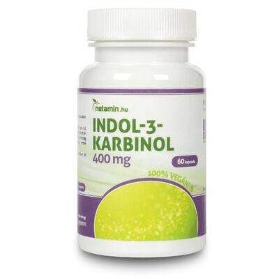 NETAMIN INDOL-3-KARBINOL KAPSZULA - 60 DB