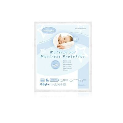 Lorelli matracvédő 70x140 - fehér
