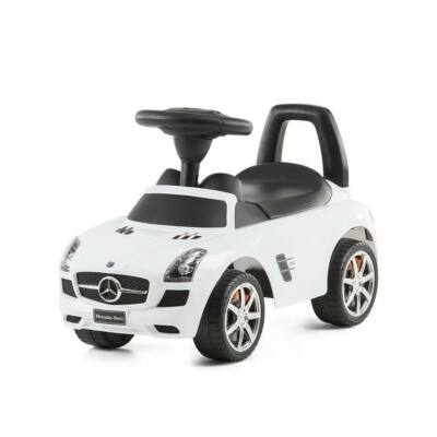Chipolino Mercedes Benz SLS AMG bébitaxi - White 2015