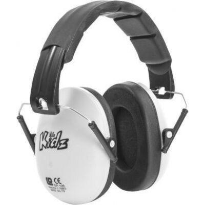 Edz Kidz - gyerek hallásvédo fültok - fehér