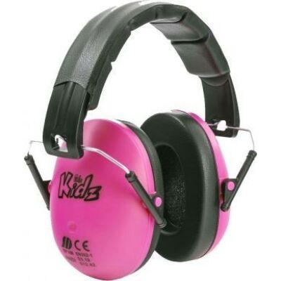 Edz Kidz - gyerek hallásvédo fültok - pink
