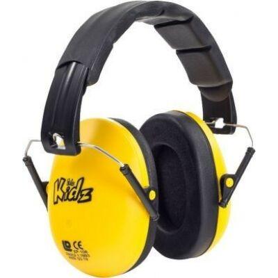 Edz Kidz - gyerek hallásvédo fültok - sárga