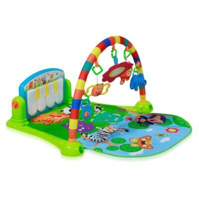 Lorelli Toys játszószőnyeg - Piano Gym Blue-Kék