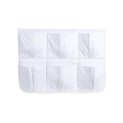 Klups zsebes tároló - Fehér