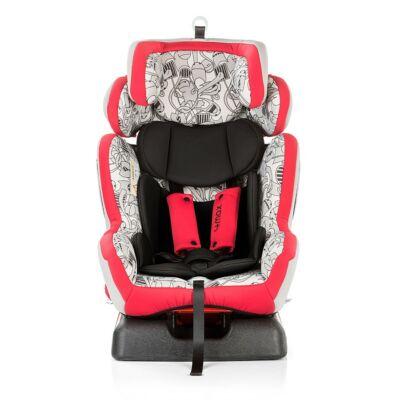 Chipolino 4 Max autósülés 9-36kg - Red 2018