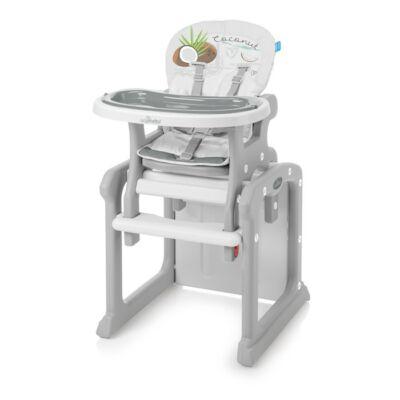 Baby Design Candy multifunkciós etetőszék 2-1 - 07 Grey 2018