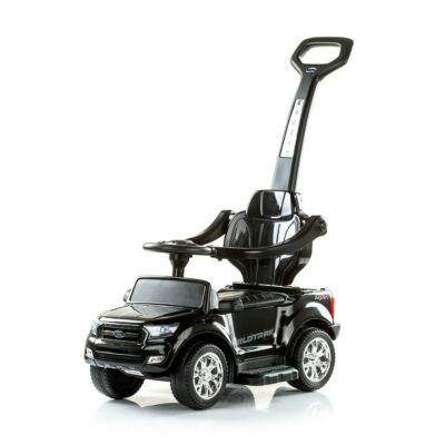 Chipolino Ford Ranger bébitaxi tolókarral - Fekete