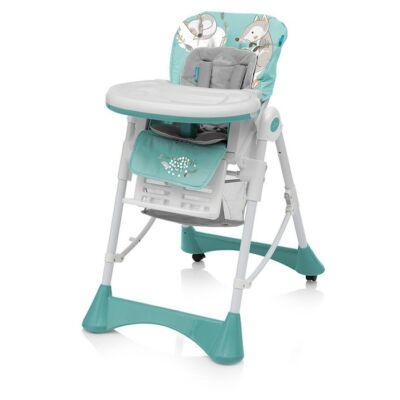 Baby Design Pepe multifunkciós etetőszék - 05 Turquoise 2018