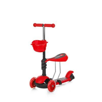 Chipolino Kiddy roller - Red 2017