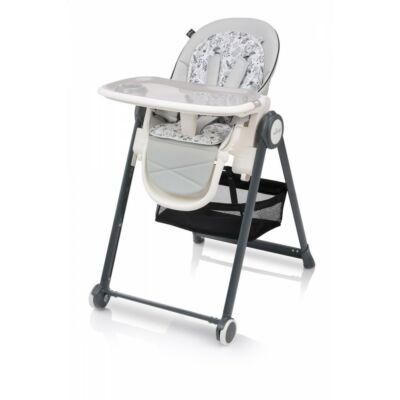 Baby Design Penne multifunkciós etetőszék - 07 Gray 2018