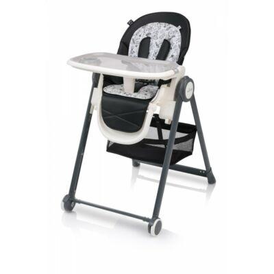 Baby Design Penne multifunkciós etetőszék - 10 Black 2018