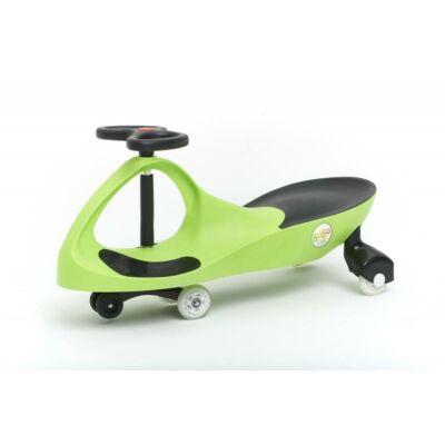 Bobocar - zöld gumi kerékkel