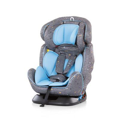 Chipolino 4 in 1 autósülés 0-36kg - Sky Blue 2019